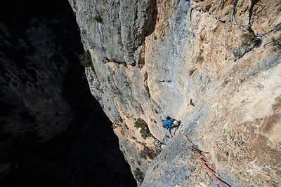 Gorges du verdon - photo alpinisme montagne