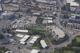 Aldow Industrial Park and Piccadilly Trading Estate Great Ancoats Street Pin Mill Brow North Manchester