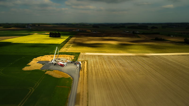 Drone photographie