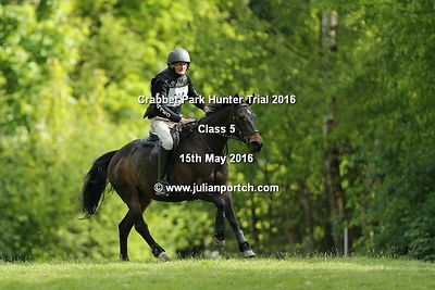 Crabbet Park Hunter Trial - May 2016