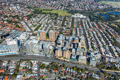 Bondi Junction Broadside
