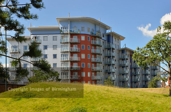 Apartments in Walsall, West Midlands