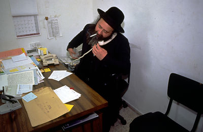 Yehuda Gordon, a Jerusalem based Rabbi