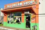 Ice Cream Shop in Oak Cliff area of Dallas, Texas