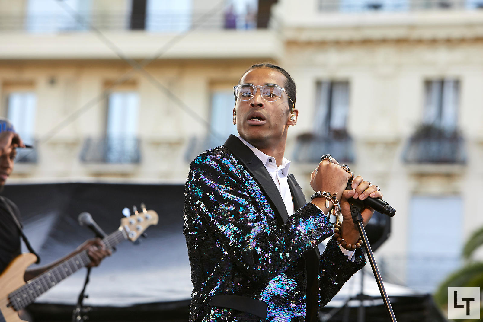 Sir the Baptist , Nice Jazz Festival, le 19 Juillet 2017