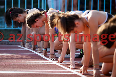 National Junior Championships in Athletics.