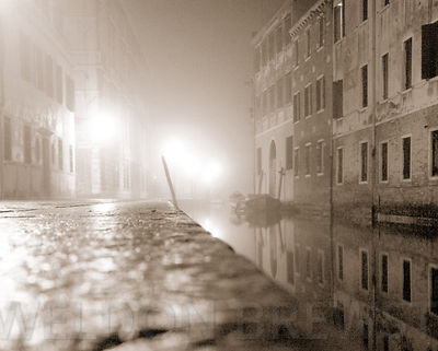 Venezia in the Fog