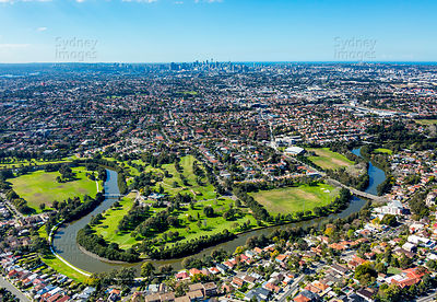 Marrickville to Sydney CBD