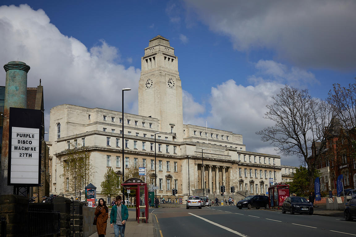 The Parkinson Building
