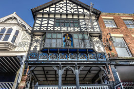 The Old Art Gallery, Bridge Street, Chester