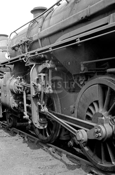 Steam loco 4MT 43123  York