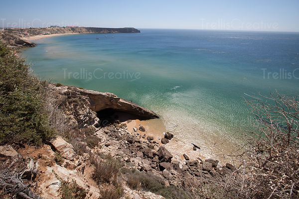 Cape Sagres in Portugal's Algarve region was once thought to be the most westerly point of the whole inhabited world. It was ...