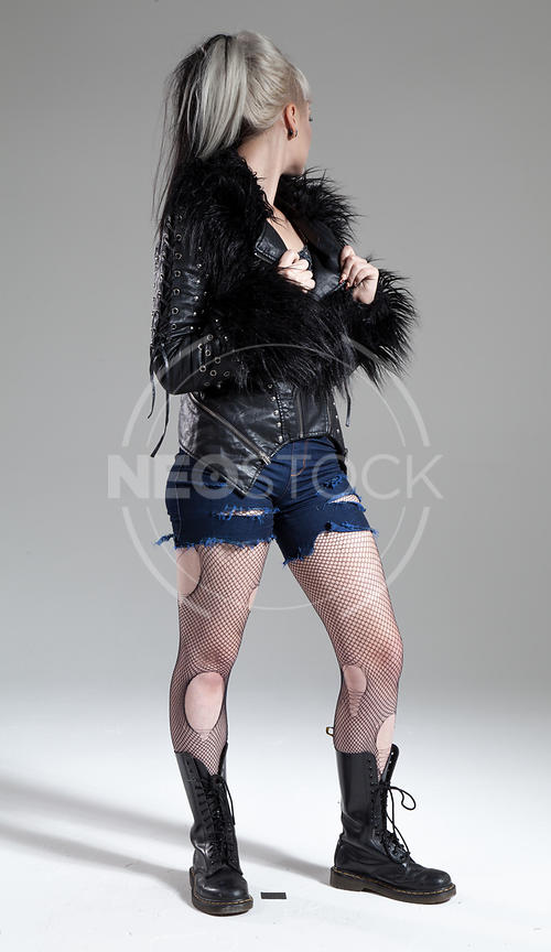 Megan Hunter Punk Stock Photography