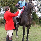 12th October 2014 OBH Hunter Trial