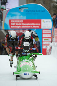Bob 4 Man FIBT World Championships 2013