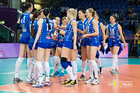 Women's Club World Championship 2014 - Zurich ..Semifinals