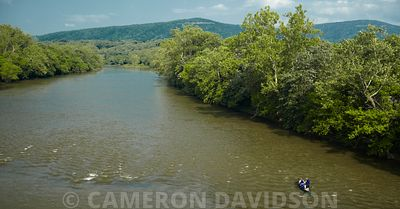 Shenadoah River of Virginia