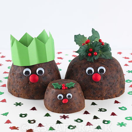 The Christmas Puddings