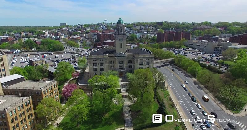 Yonkers City Hall New York