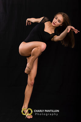 Dancer Julie Pantillon