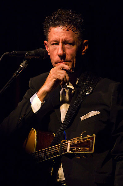 Lyle Lovett. Lake Tahoe, CA.