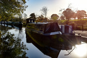 New narrowboat.