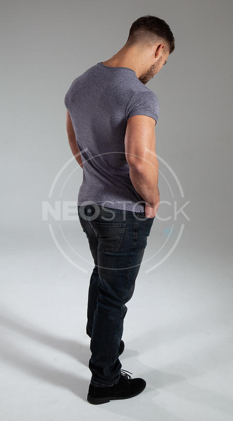 Danny Action Thriller Stock Photography