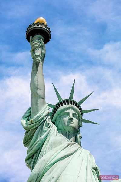 Statue of Liberty, Manhattan, New York, USA