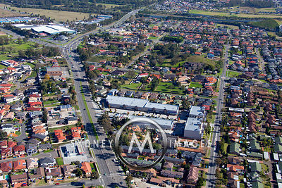 Casula Aerial Photography