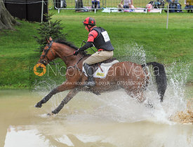 Matthew Heath and THE LION - Event Rider Masters CIC***