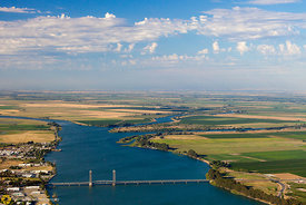 Aerial View of Rio Vista #1