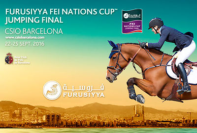 2016_CSIO5* Barcelona 105 Edition Nations Cup Final