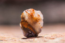 Chalcedony Tool Photographed in Bears Ears National Monument