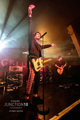 Yungblud at the O2 Institute 2, Birmingham, United Kingdom - 12 Mar 2019