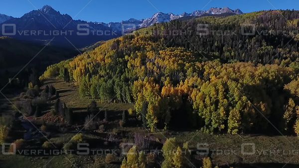 Autumn Near Uncompahgre Peak Colorado