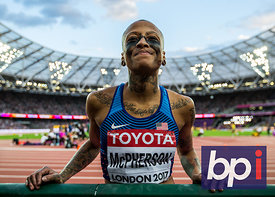 IAAF World Championships, Day Nine, The Stadium, Queen Elizabeth Olympic Park, Stratford, London, UK, 12 Aug 2017