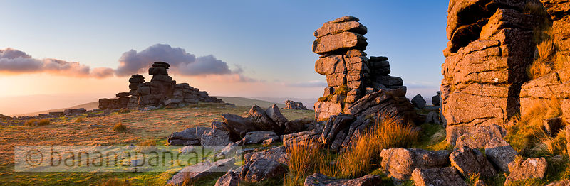BP1969b - Great Staple Tor, Dartmoor