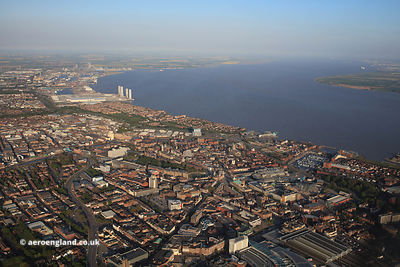 Hull aerial photograph