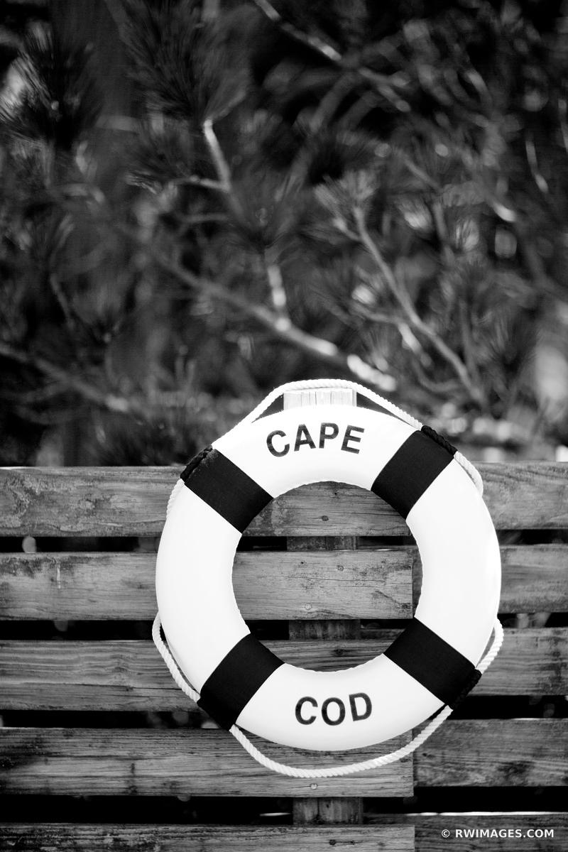 CAPE COD MASACHUSETTS BLACK AND WHITE VERTICAL