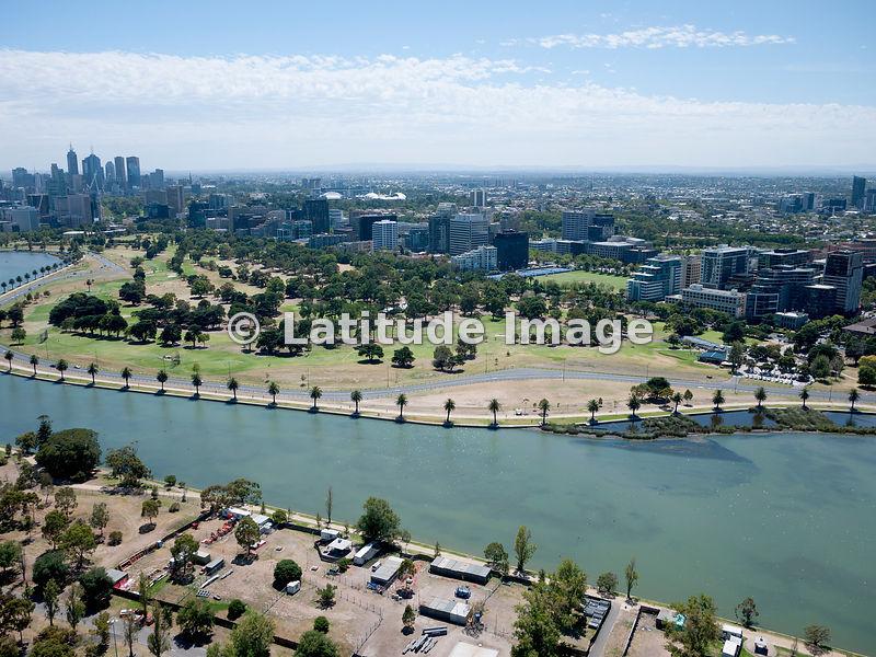 Latitude Image | Melbourne Grand Prix Circuit, Albert Park