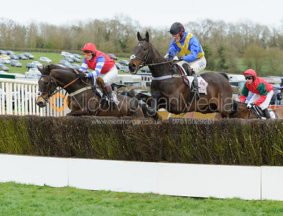 Tom McClorey, GRUMBLERS HOLT - Restricted - Pytchley at Guilsborough