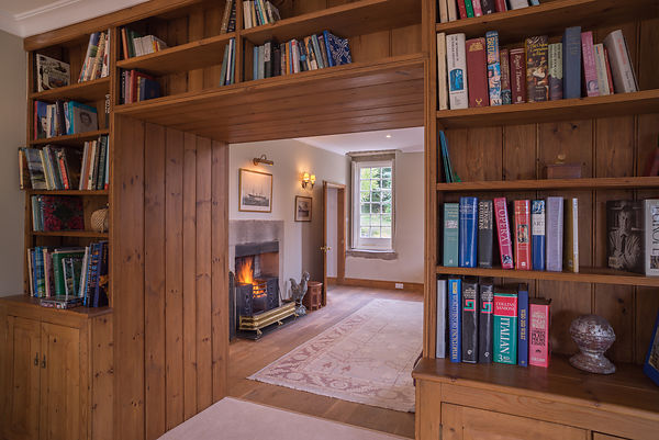 Interior Photography Peak District