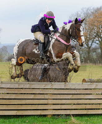 The Quorn Hunt at Twyford 13/12