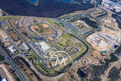Eastern Creek Aerial Photography