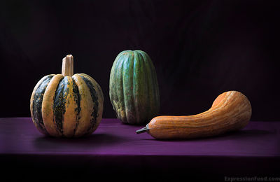 Family Heirloom Portrait: Squash