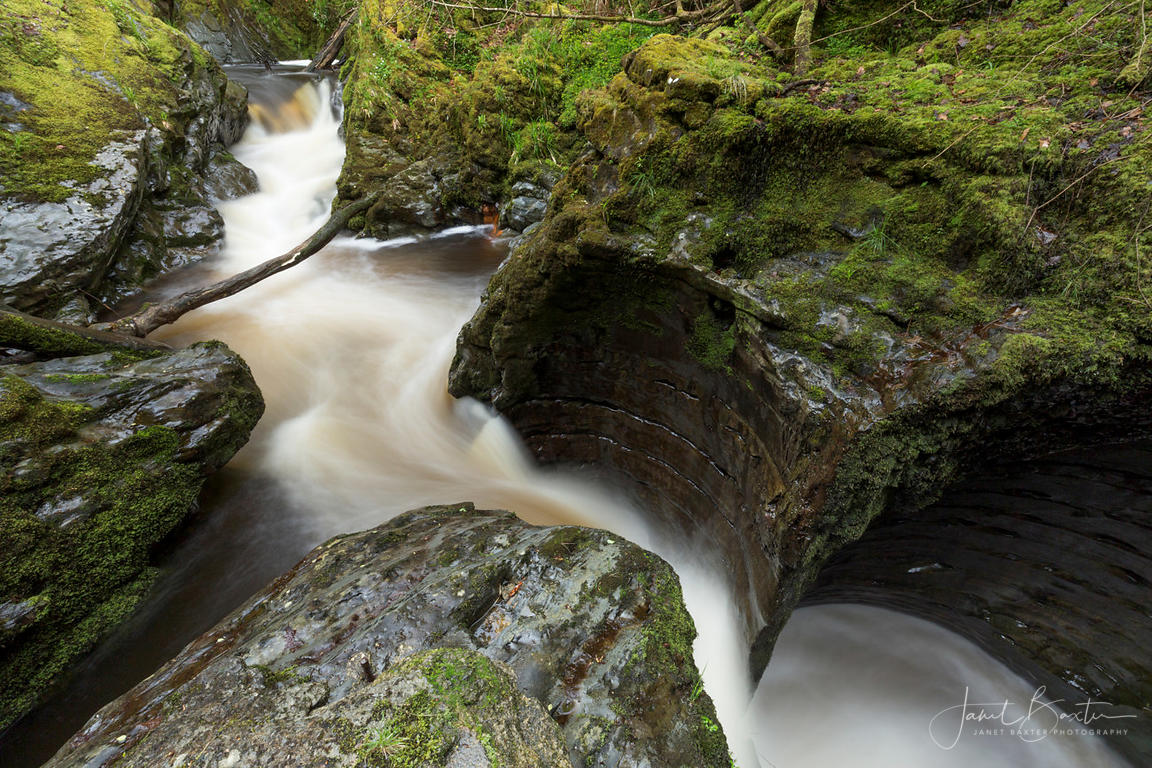 The Punchbowl, Devils Bridge
