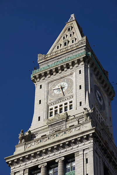 The Custom House Tower