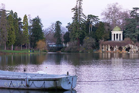 France, Paris, Bois de Vincennes