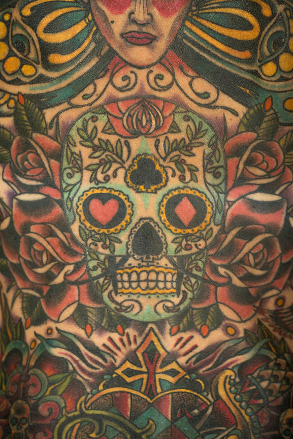 London 10th tattoo convention