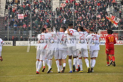 ***Photo Live*** Serie D gir. B | 20^ Giornata | Mantova - Scanzorosciate | Stadio Martelli | 20.01.2019 |
